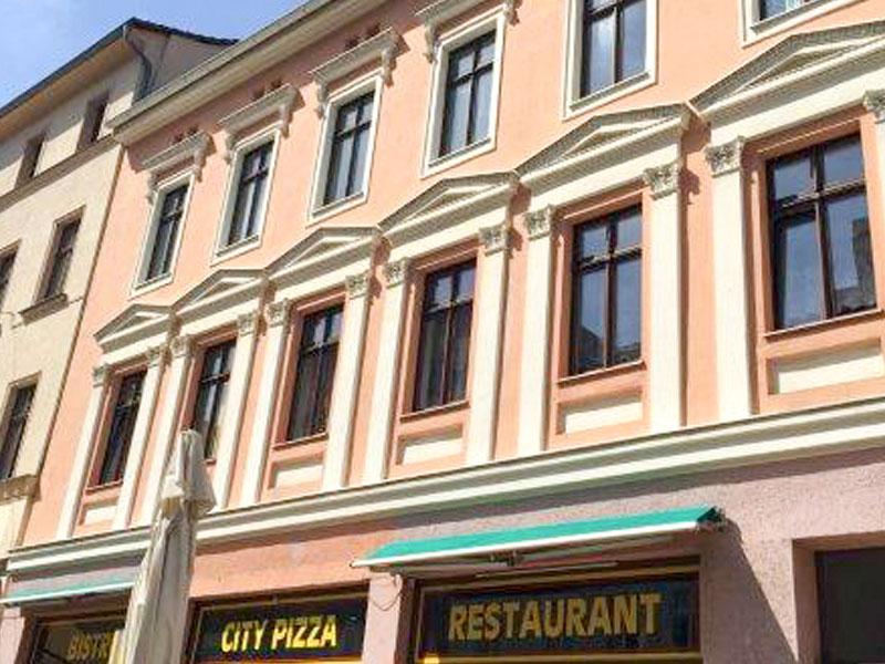 eine freie Dachgeschoss Wohnung - Görlitz, Berliner Straße 46