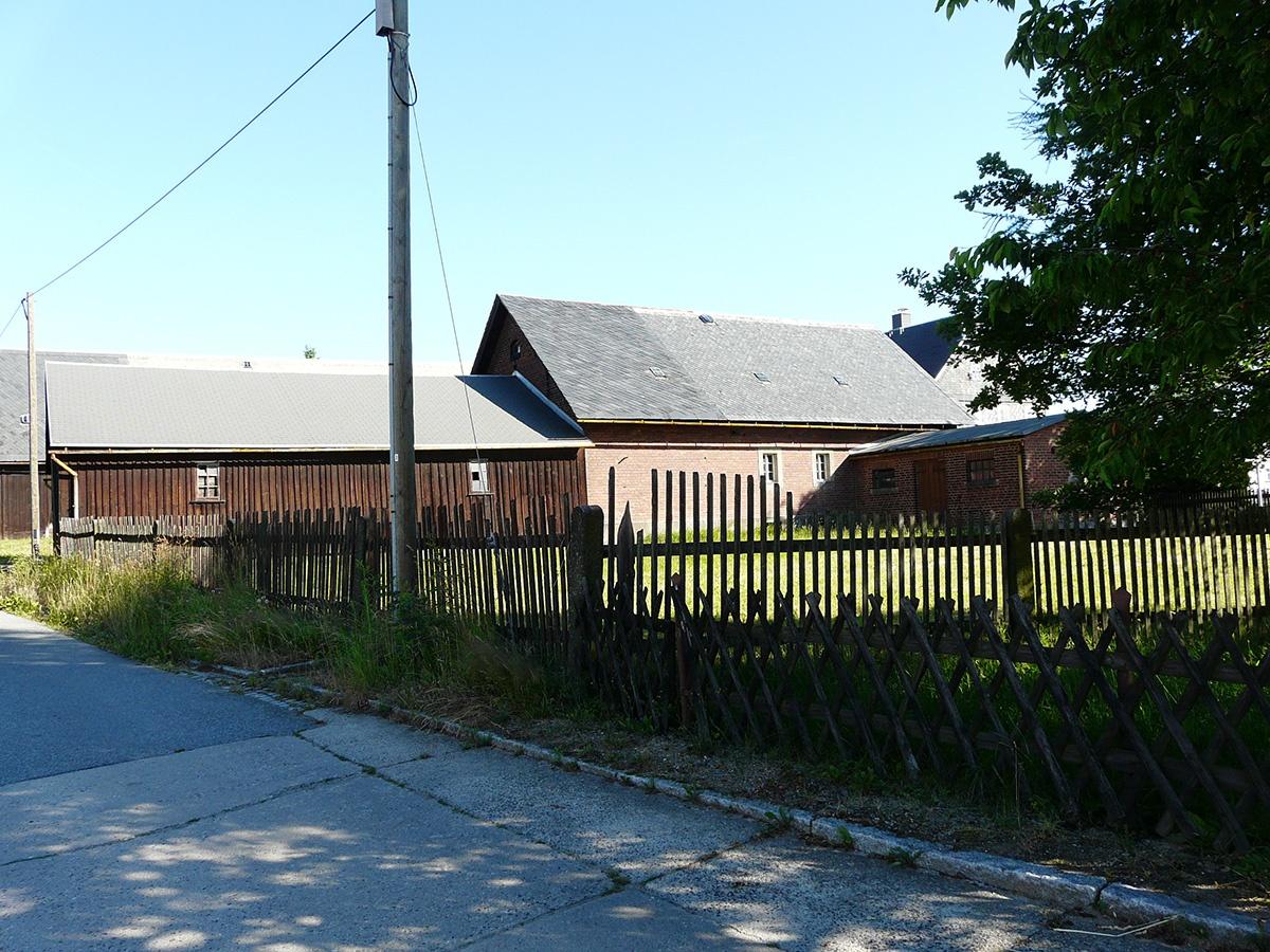 Wohnhaus in der Oberlausitz zu vermieten. Schönbach, Oberdorfweg 2